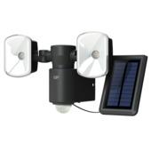 Lampe solaire LED pour l'extérieur GP safeguard  RF4.1 avec détecteur de mouvement