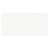Carrelage mural/dalle de sol blanc brillant 29x59 cm 1,03 m²