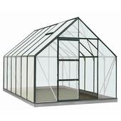Serre Oliver 9,9 m² vert polycarbonate