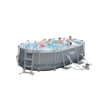 Zwembad Pro 424x250x100 cm met ladder