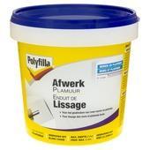 Polyfilla afwerkplamuur wit 1,5 l