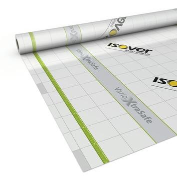 Isover Vario XtraSafe damprscherm 1,5x40 m 60 m² (enkel in de webshop te koop)