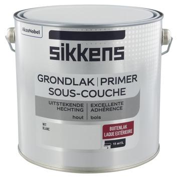 Primer laque extérieure Sikkens blanc 2,5 L