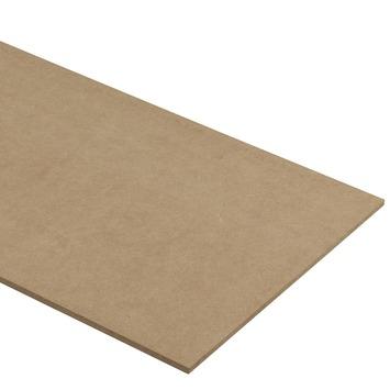 MDF-plaat bruin 122x61 cm 18 mm