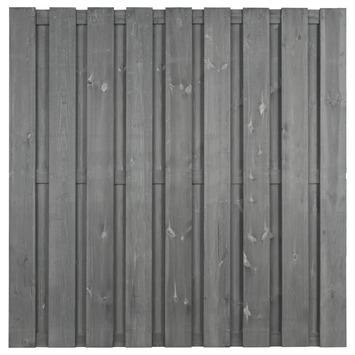 Écran de jardin upgrade droit 180 cm gris