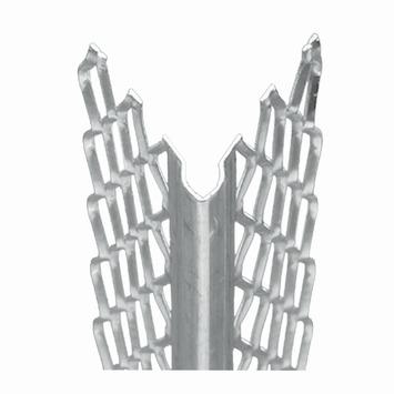 Hoekpijl met rasterstructuur 250cm