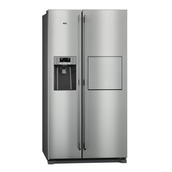 AEG Side by side réfrigérateur RMB66111NX 178X91cm