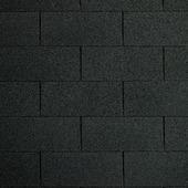 Shingles 21 m² zwart 8 stuks inclusief nagels