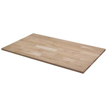 Panneau de charpenterie chêne 18 mm 100x60cm