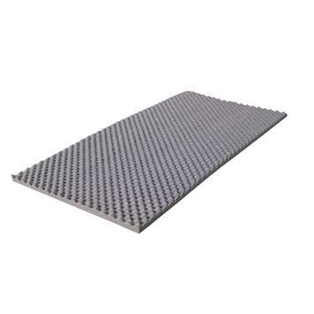 Panneaux insonorisants 100x50 cm, 3 cm, 2 pièces, 1 m²