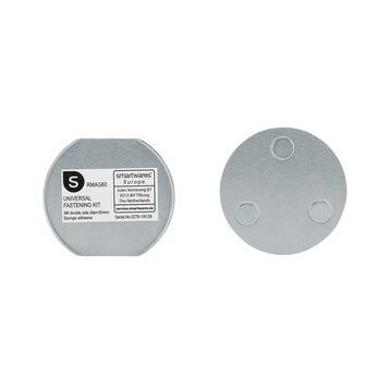 Set de montage magnétique pour détecteur de fumée Smartwares RMAG60