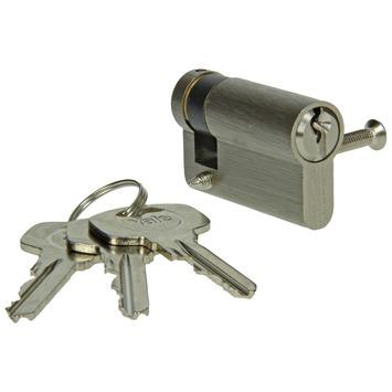 Deurcilinder Yale 500 Standard Security 10/40 mm nikkel
