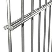 Panneau double renfort Varese Roma aluminium 120x220 cm