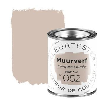 Testeur de couleur peinture murale mate 100 ml n° 052