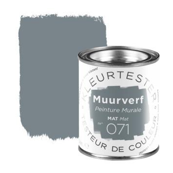 Kleurtester muurverf mat 100ml nr. 071 boedapest