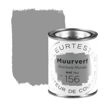 Testeur de couleur peinture murale mate 100 ml n° 156