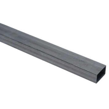 Rechthoekige buis ijzer 200x4x2,7 cm 1,5 mm