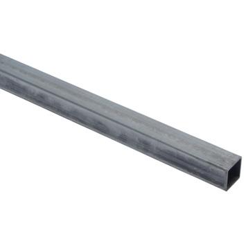 Vierkante buis 100x2,5x2,5 cm 1,5 mm staal