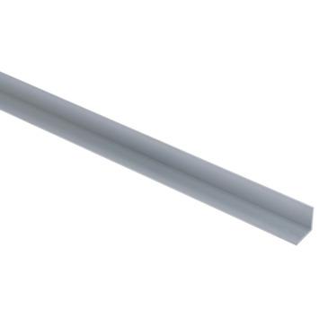 Hoekprofiel 25x25x2 mm 3000 mm aluminium brut