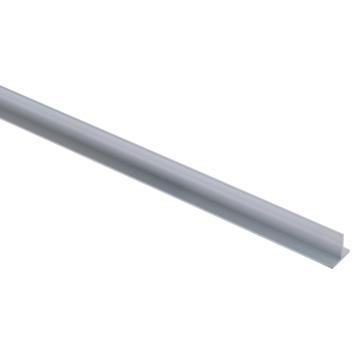 Essentials T-profiel 20x20x2 mm 2000 mm aluminium brut