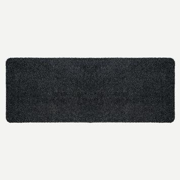 Voetmat cotton pro dry antraciet 50x150 cm