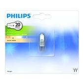 Philips ecohalogeen steeklamp G4 205 lumen 14W = 20W