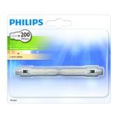 Philips ecohalogeen staaflamp 118 mm 3100 lumen 160W = 200W dimbaar