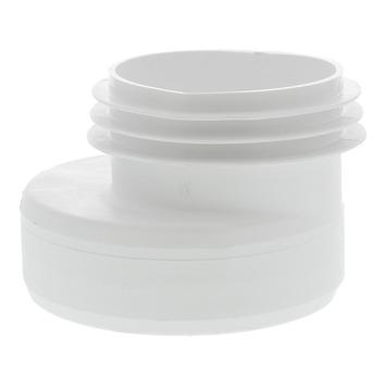 Manchon de décharge WC excentrique Wirquin Ø110 mm