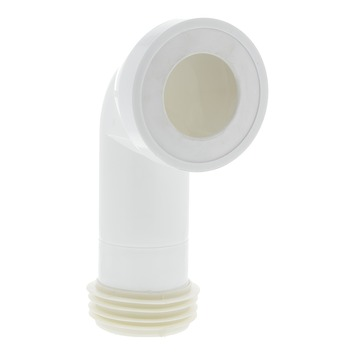 Wirquin WC-afvoerbocht 90° Ø110 mm