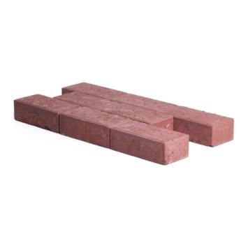 Klinker Beton Rood 22x11x8 cm - 352 Klinkers / 8,45 m2