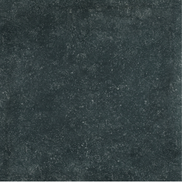 Terrastegel Keramisch Stone Zwart 60x60 cm - 2 Tegels / 0,72 m2