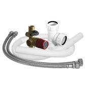 Kit d'installation pour chauffe-eau sous-évier Van Marcke universel 10-15l