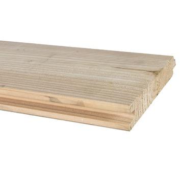Douglas tuinhuisprofiel 2,8x19,5x300 cm