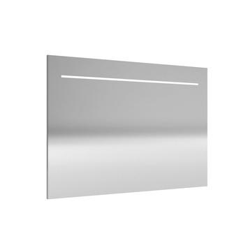 Miroir avec éclairage LED Irys Allibert 100x70 cm cadre alu