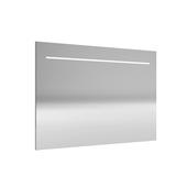 Allibert Deli spiegel met LED 100x70 cm aluminium kader