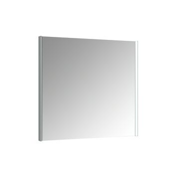 Miroir avec éclairage LED Ikari Allibert 80x70 cm aluminium
