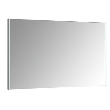Miroir avec éclairage LED Ikari Allibert 140x70 cm aluminium