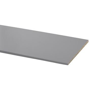 CanDo meubelpaneel aluminium pefc 2-zijdig afgekant aan lange zijden 250x40 cm 18 mm