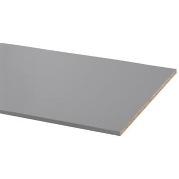 CanDo meubelpaneel aluminium pefc 2-zijdig afgekant aan lange zijden 250x60 cm 18 mm