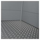 Vloerbodem voor tuinhuis Eleganto 3x2,7 m metaal