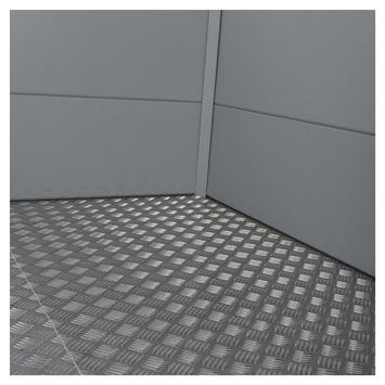 Vloerbodem voor tuinhuis Eleganto 2,4x2,1 m metaal
