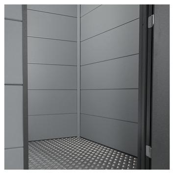 Binnenwand voor tuinhuis Eleganto 2,4x2,1 m grijs