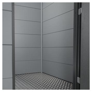 Binnenwand voor tuinhuis Eleganto 1,8x1,8 m grijs