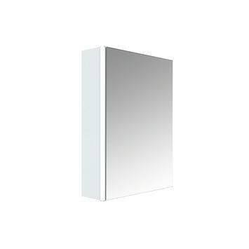 Allibert Stella toiletkast 50 cm 1 deur hoogglans wit