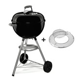 Barbecue Kettle 47 cm noir Weber