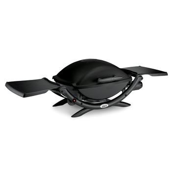 Weber gasbarbecue Q2000 zwart