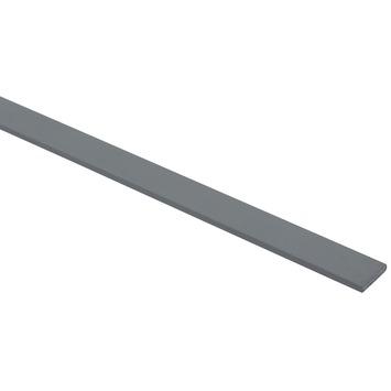Plat profiel ijzer 100x2,5x2,5 cm