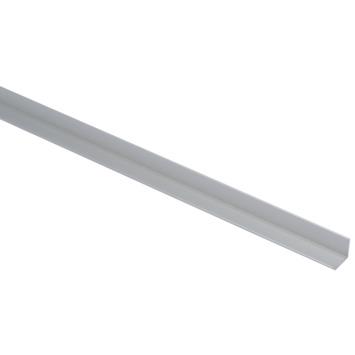 Essentials hoekprofiel 15x15x1,2 mm 1000 mm zilver