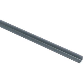 Hoekijzer koudgewalst 100x1,5x1,5 cm 1,5 mm