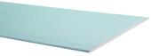 Plaque de plâtre hydrofuge Gyproc 9,5 mm 260x60 cm